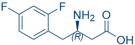 (R)-3-Amino-4-(2,4-difluorophenyl)-butyricacid-HCl